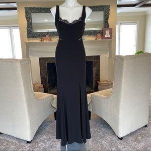 Xscape Dresses - Xscape Lace-Detail Gown